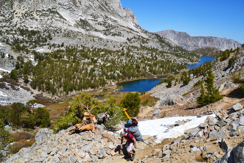 Hike into the Middle Kings